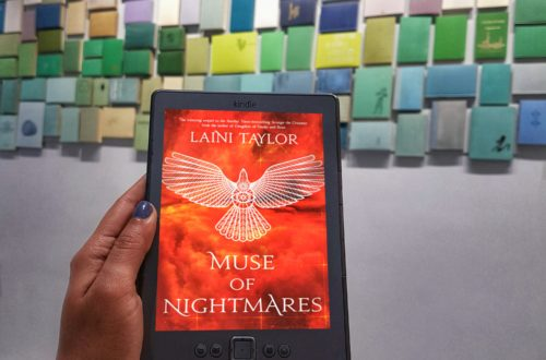 The Muse of Nightmares - Laini Taylor