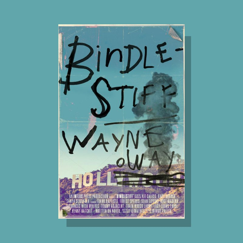 Bindlestiff by Wayne Holloway